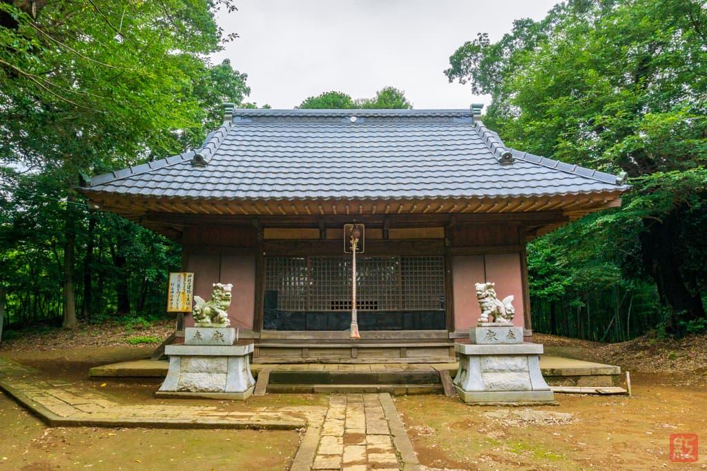 杉山神社 (横浜市港北区新吉田町)